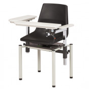 Booth Medical - Clinton 6040-P Blood Drawing Chair