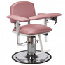 Booth Medical - Clinton 6310 Hydraulic Blood Drawing Chair