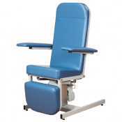 Booth Medical - Recliner Series Hi Lo Blood Drawing Chair - 6810
