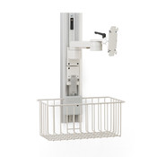 Booth Medical - Welch Allyn Connex Spot Monitor Wall Mount Channel - 7000-GCX