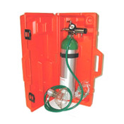 Booth Medical - Mada D Emergency Oxygen Resucitation Kit with Demand Valve and Inhalor - 1530E