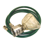 Oxygen Powered Demand Valve w/Mask - Mada Medical - 1534MA