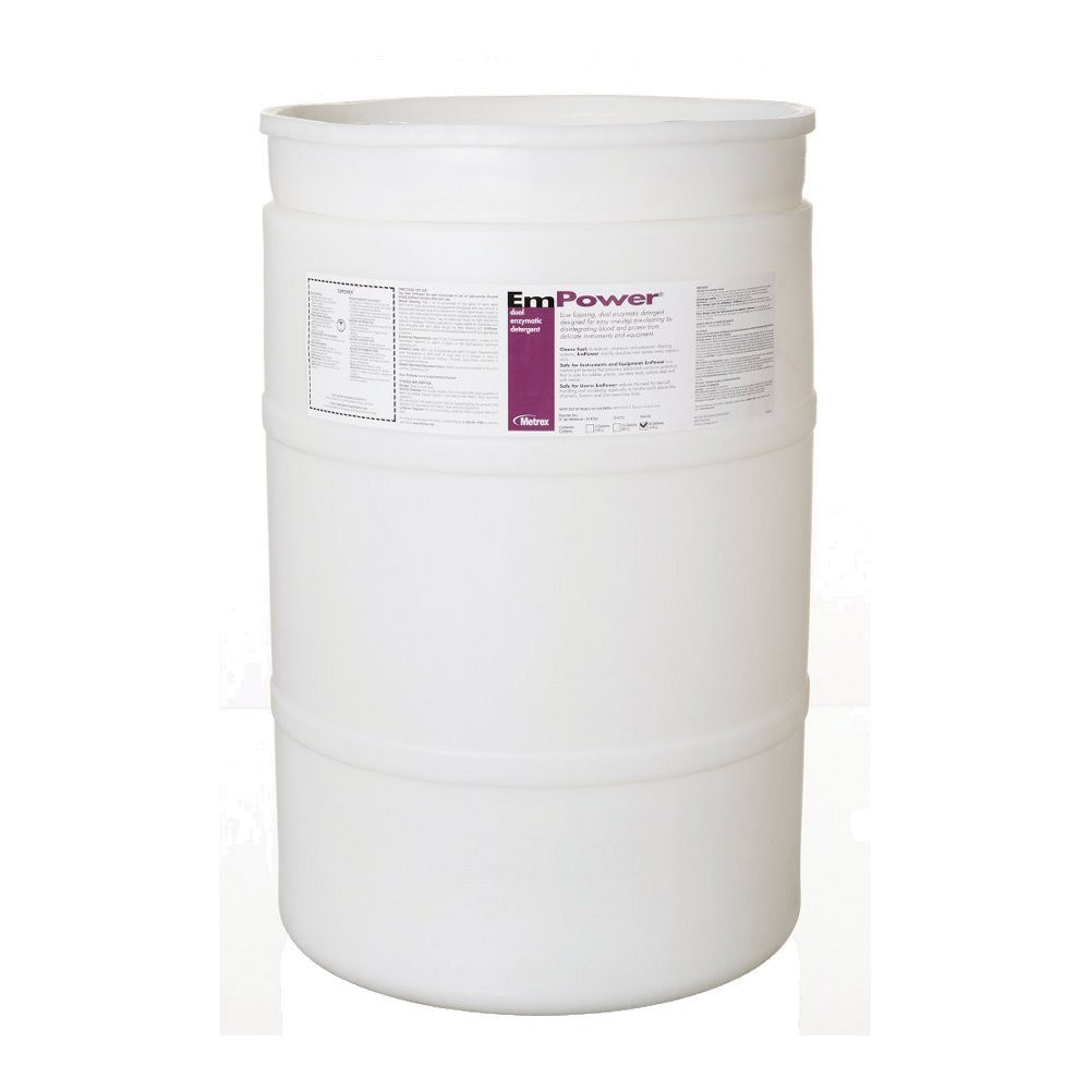 empower reprocessing cleaner 30 gallon drum 10 4130