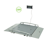 Health o meter Digital Wheelchair Scale Dual Ramp (2650KL)
