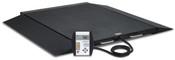 6600, Bariatric Portable Wheelchair Scale