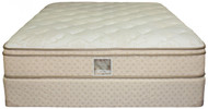 "Serta (Carleton) - 12"" plush euro top mattress"