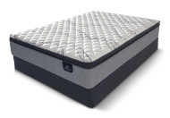 "Serta (Xavior) - 12"" extra firm euro top mattress"