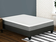 "Italian premium  10"" gel memory foam  (made in Italy)"