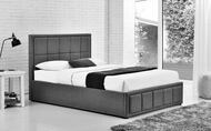 K180  fabric lift up storage bed