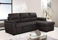 RK4015 modern sofa bed with storage unit