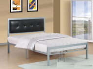 Alex- metal platform bed