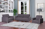 7172 grey sofa / loveseat / chair