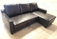1721 sectional sofa bed