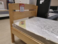 FF1- solid wood platform bed