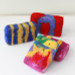 Wet Felting Kit - Felted Soap Bars