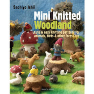 Mini Knitted Woodland by Sachiyo Ishii