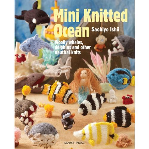 Mini Knitted Ocean by Sachiyo Ishii