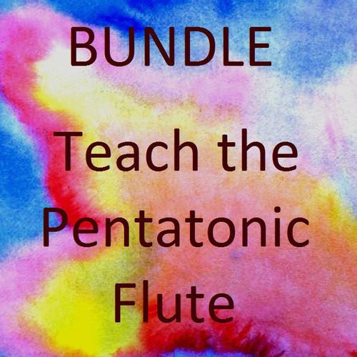 Bundle - Teach the Pentatonic Flute