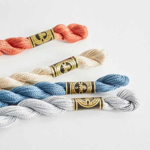 DMC Pearl Cotton Size 3