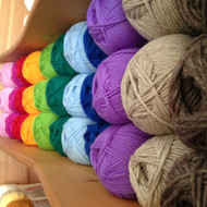 Nature Spun Wool Yarn - WORSTED Weight