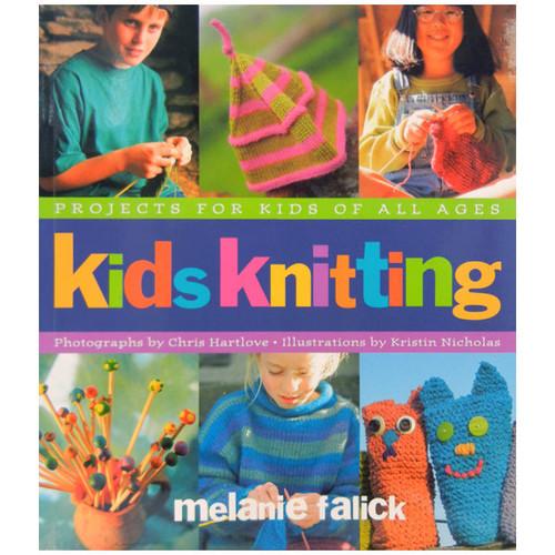 Kids Knitting Book by Melanie Falick