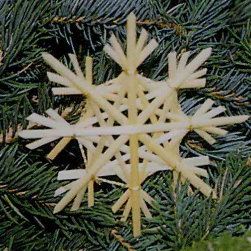 Straw Star Example