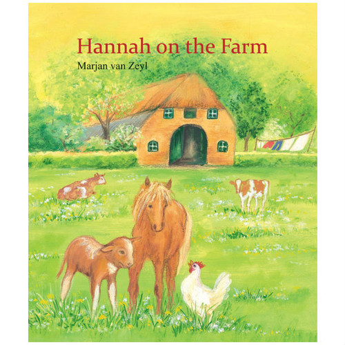 Hannah on the Farm