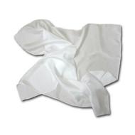 "Sheer Silk Scarf, 5 mm weight - 35"" x 35"""