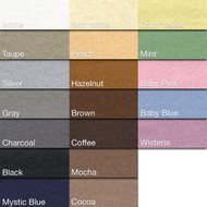 Neutral and Baby Color Chart