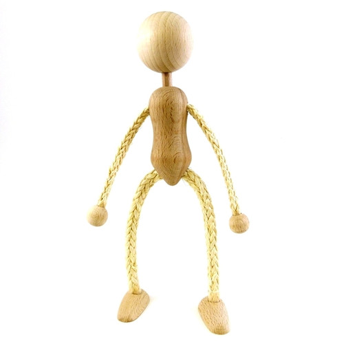 Bendy Rope Doll Body - Extra Large