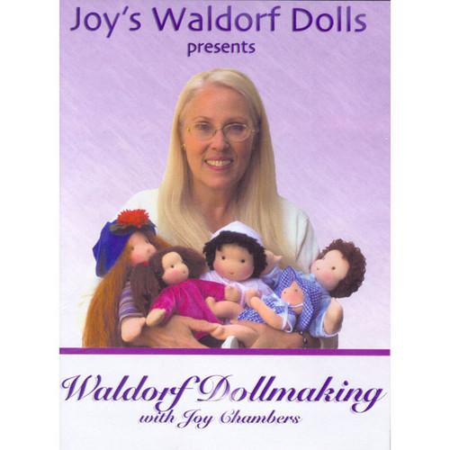 Waldorf Dollmaking with Joy Chambers - DVD