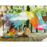 Giant Rainbow Silk