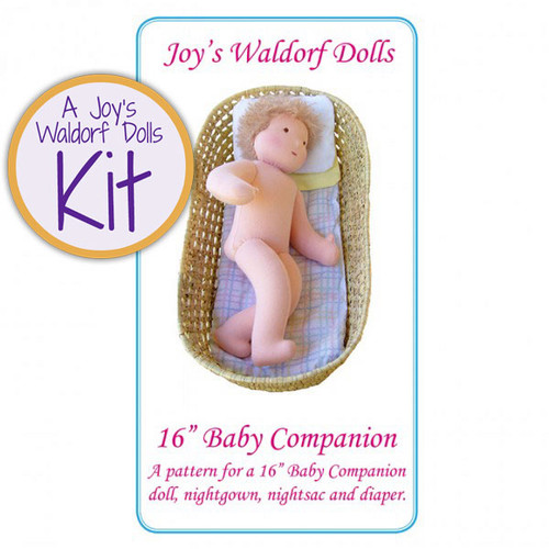 "16"" Baby Companion Doll Making Kit"