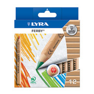 Lyra Ferby Colored Pencils - 5""