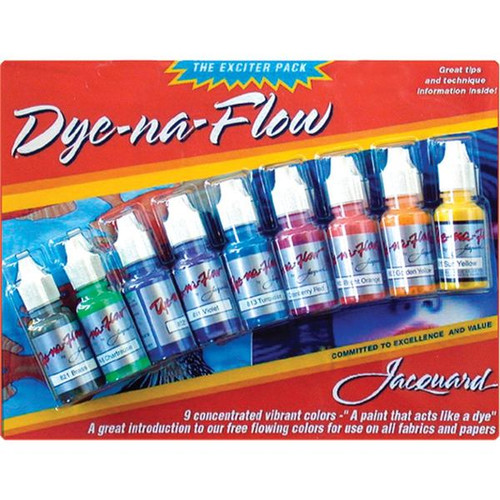 Dye-Na-Flow Fabric Paint