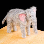 Woolpets Elephant Kit - Intermediate