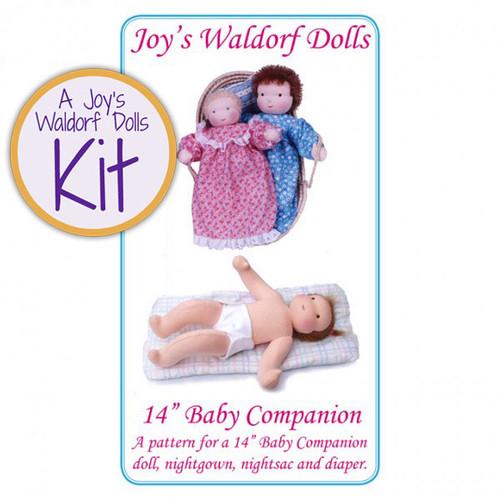 "14"" Baby Companion Doll Making Kit"