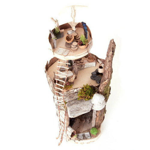 Fairy Or Gnome House Building Kit A Child S Dream
