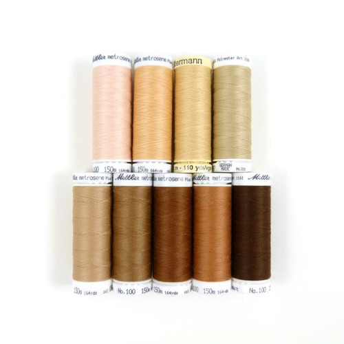 Skin Tone Sewing Thread from Germany