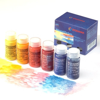 Stockmar Watercolor Paints - Set