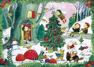 Advent Calendar - Musical Christmas in the Woods
