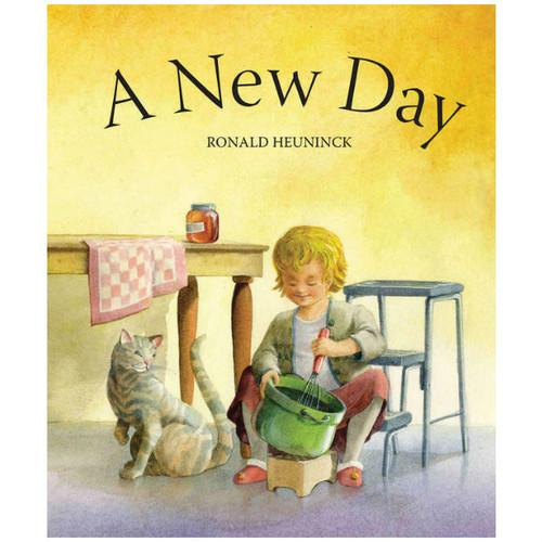 A New Day - Boardbook