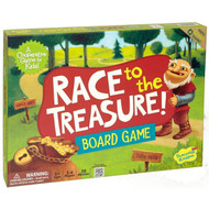 Race to the Treasure Cooperative Board Game