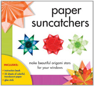 Paper Suncatchers - Window Stars Kit