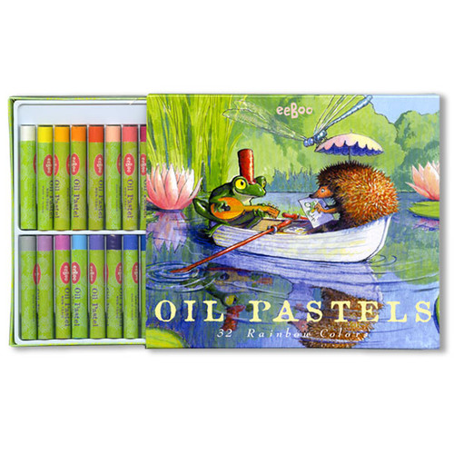Oil Pastels - Set of 32
