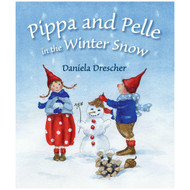 Pippa + Pelle in Winter Snow - Boardbook