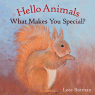 Hello Animals, What Makes You Special - Boardbook