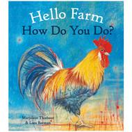 Hello Farm, How Do You Do? - Boardbook