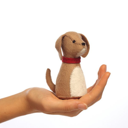 Felt Sewing Kit - Pocket Pup