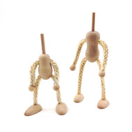 Bendy Rope Doll Body - Large Headless